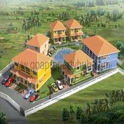 villa for Sale at Goa.