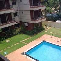 2 BHK luxurious Fully Furnished Apartment for sale Calangute