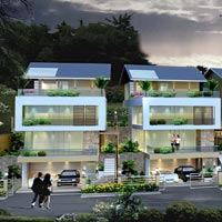 3 BHK Independent Villa at Baga