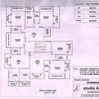 Upcoming 2 BHK Apartment for sale in Siolim