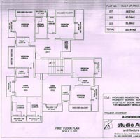 57.95 sq mtr Upcoming 1 BHK Apartment in Siolim