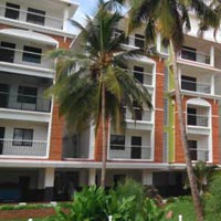 2 BHK Apartment in Candolim