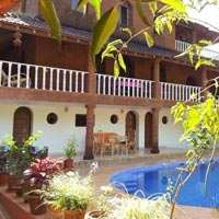 Partial Sea View Villa At Morjim