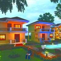 Upcoming 3 BHK Villa at Arpora