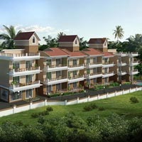 1 BHK Apartment for sale in Siolim Bardez Goa