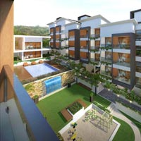 Brand new 1 BHK Apartment for sale at Pilerne
