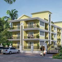 Upcoming 1 BHK Apartment for sale at Verla Canca