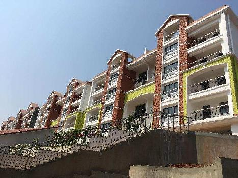 2 BHK Flats & Apartments for Sale in Alto Porvorim, Goa