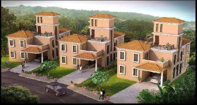 3 BHK Individual House for Sale in Sangolda, Goa