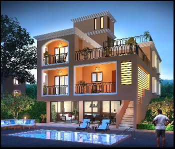 3 BHK Bungalows / Villas for Sale in Sangolda, Goa