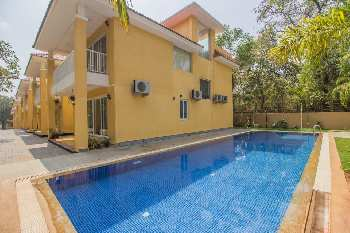 3 BHk Fully Furnished  Villa At Veera Casa Vagator.