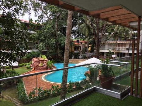 1 BHK Flats & Apartments for Sale in Calangute, Goa