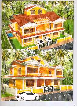 Upcoming Semi Attached Villas At Assagao Goa