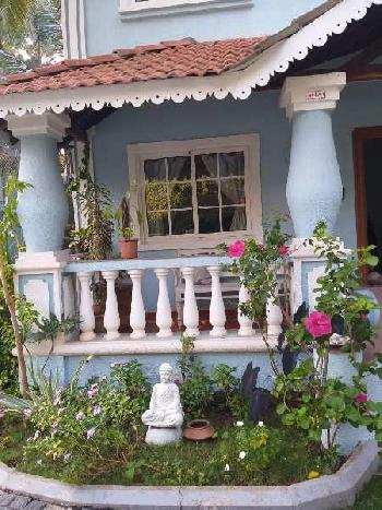4 BHK Furnished Villa For Sale At Siolim Goa