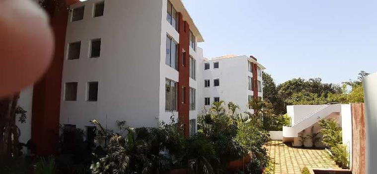 Furnished Brand New 2 BHK Apartment For Sale At Verem,Candolim Goa