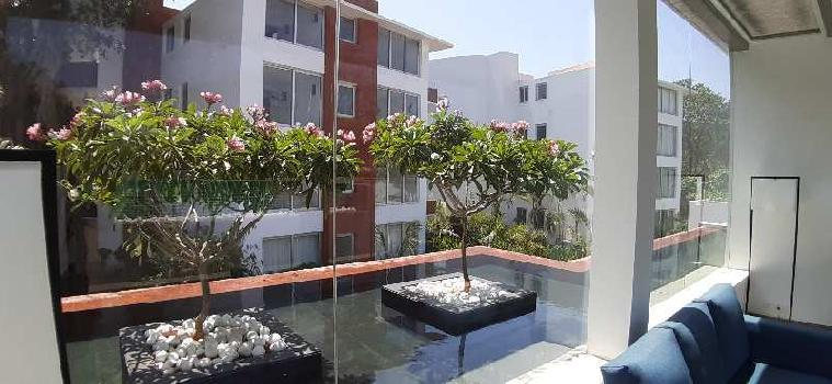 Furnished Brand New 2 BHK Apartment For Sale At Verem,Candolim Goa