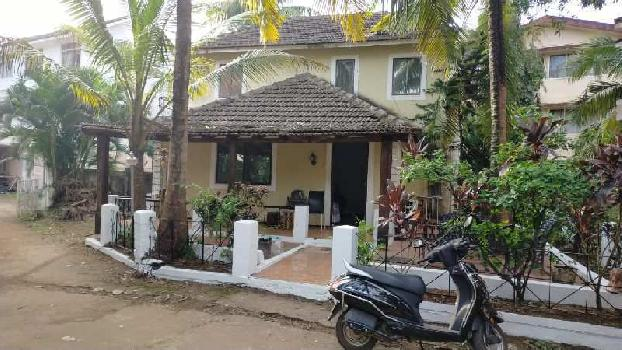 Spacious 3 Bedroom Villa For Sale At Porvorim Goa