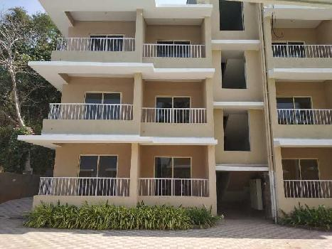 2 BHK Apartment For Sale At Nachinola - Moira Goa