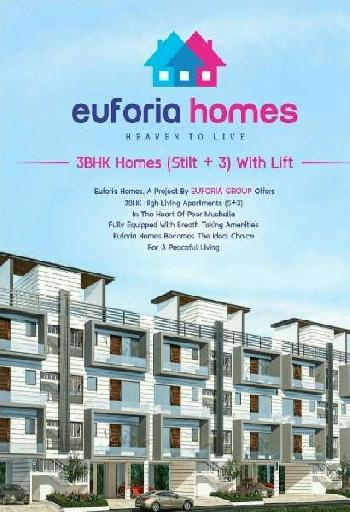 3 BHK Builder Floor for Sale in Peer Muchalla, Zirakpur
