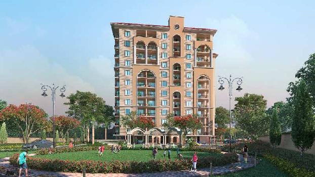 3 BHK Flats & Apartments for Sale in Patiala Road, Zirakpur
