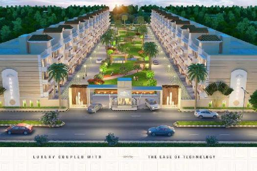 3 BHK Builder Floor for Sale in Airport Road, Zirakpur