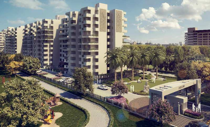 2 BHK Flats & Apartments for Sale in Ambala Highway, Zirakpur
