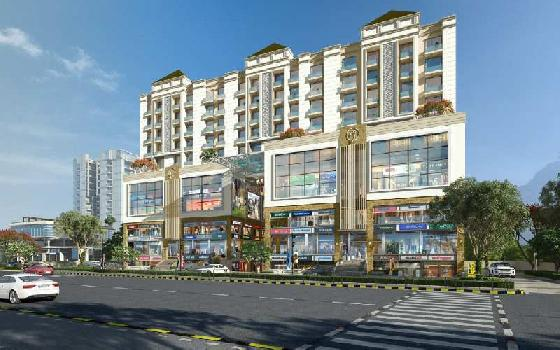 260 Sq.ft. Commercial Shops for Sale in Dhakoli, Zirakpur