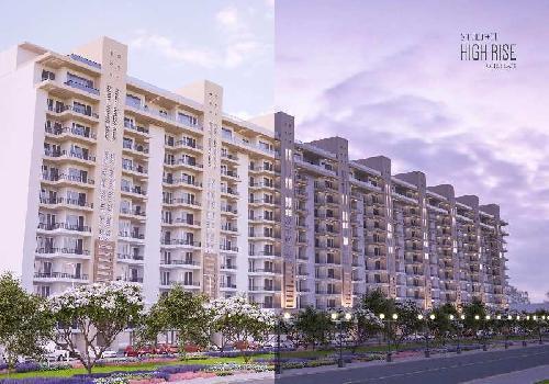 3 BHK Flats & Apartments for Sale in Chandigarh Ambala Highway, Zirakpur