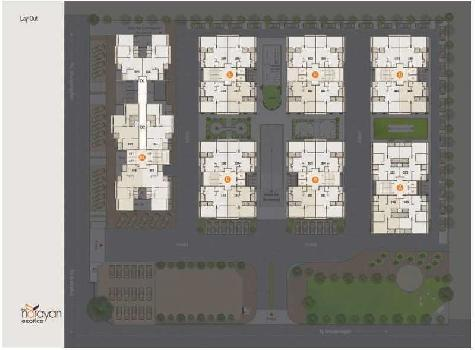 2BHK spacious property in Ahmedabad