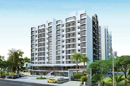 2BHK flat for sale with balcony in Ahmedabad