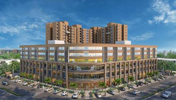 2BHK flat for sale in Yash Arian, Ahmedabad