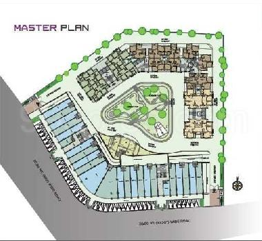 2.5BHK for sale in Yash Arian