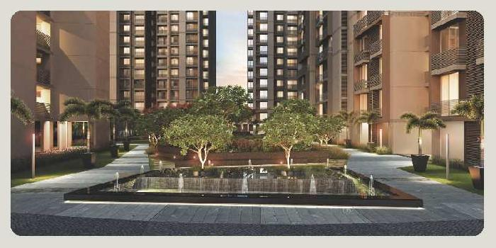 3 BHK Flats & Apartments for Sale in Bopal, Ahmedabad