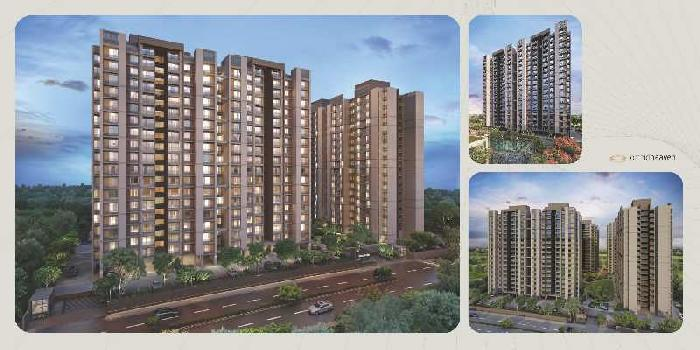 3 BHK Flats & Apartments for Sale in Shela, Ahmedabad