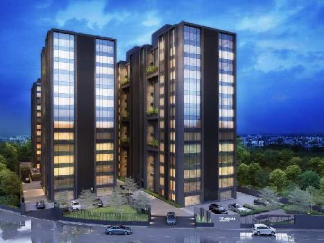 565 Sq.ft. Office Space for Sale in Prahlad Nagar, Ahmedabad