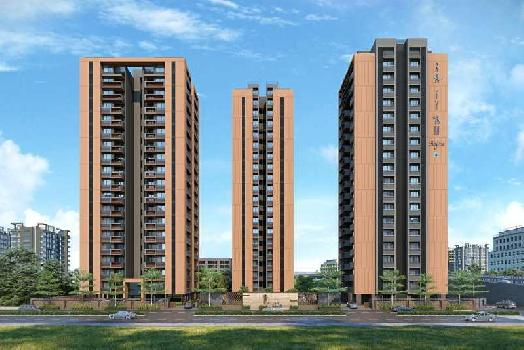 3 BHK Flats & Apartments for Sale in Naranpura, Ahmedabad