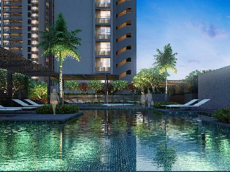 Elegant 4BHK flat for sale in Skycity near O7 club.