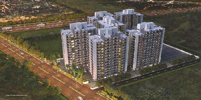 4BHK luxurious apartment for sale in Ambawadi
