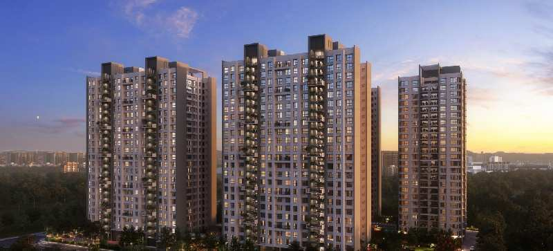 3BHK apartment in Godrej Garden city by Godrej Properties