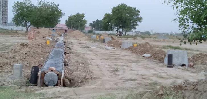 Microtek Palm Drive - 150 Sq. Yrds. Plots. Sector 14 , Bahadurgarh