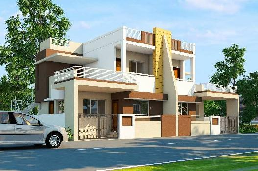 2Bhk Row House for Sell in sakegaon shivar