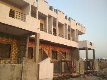 2Bhk Gacchi Taba Row House At kusambe shivar..