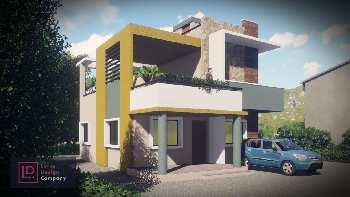 3 BHK Individual Houses / Villas for Sale in Nimkhedi, Jalgaon