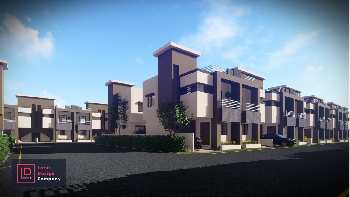 3bhk house at Old Khedi road