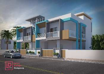 4BHK luxurys House at just near MJ college Area