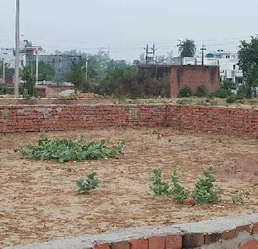 FULLY DEVELOPED RESIDENTIAL TOWNSHIP NEARBY MAIN GOMTI NAGAR AND KISAN PATH. UNDER NAGAR NIGAM AND LIC HOUSING APPROVED PROJECT.