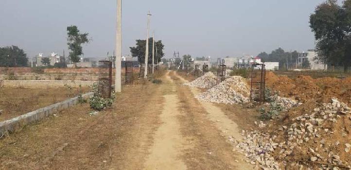 fully developed + residential township+ nagar nigam+ bank loan facility+nearby ekana saheed path, Lucknow