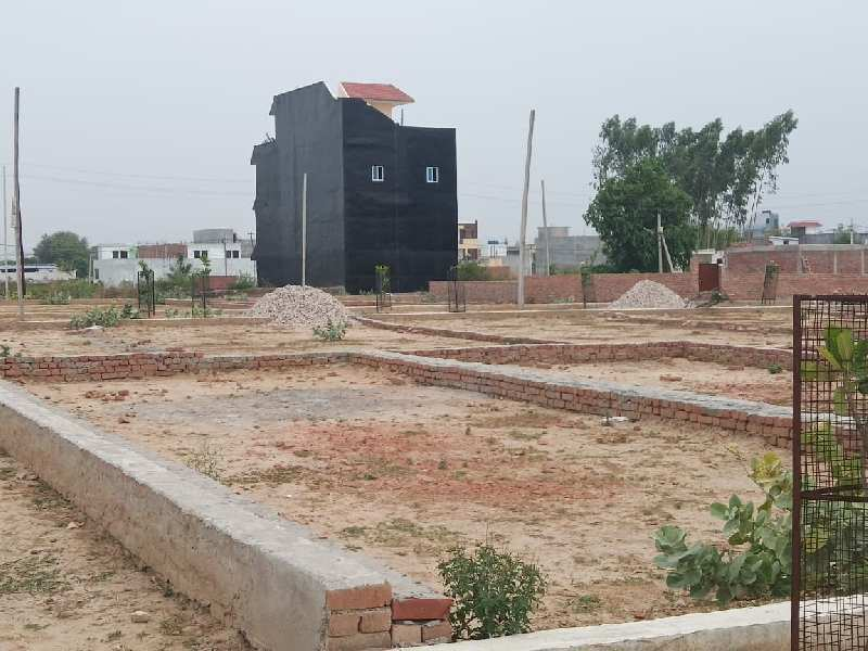 1210 Sq.ft. Residential Plot for Sale in Gomti Nagar Extension, Lucknow
