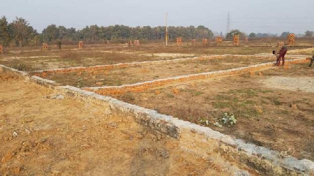 Faizabad highway+Lucknow registration+ LOAN APPROVED+ GATED COLONY+ COMMERCAIL PLOTS