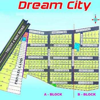 Industrial Land / Plot for Sale in Dindigul